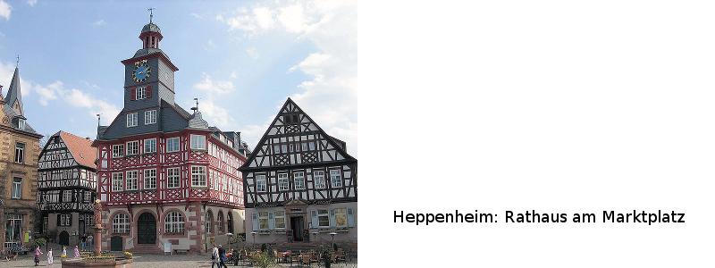 Rathaus Heppenheim