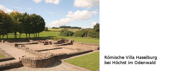 Römische Villa Haselburg